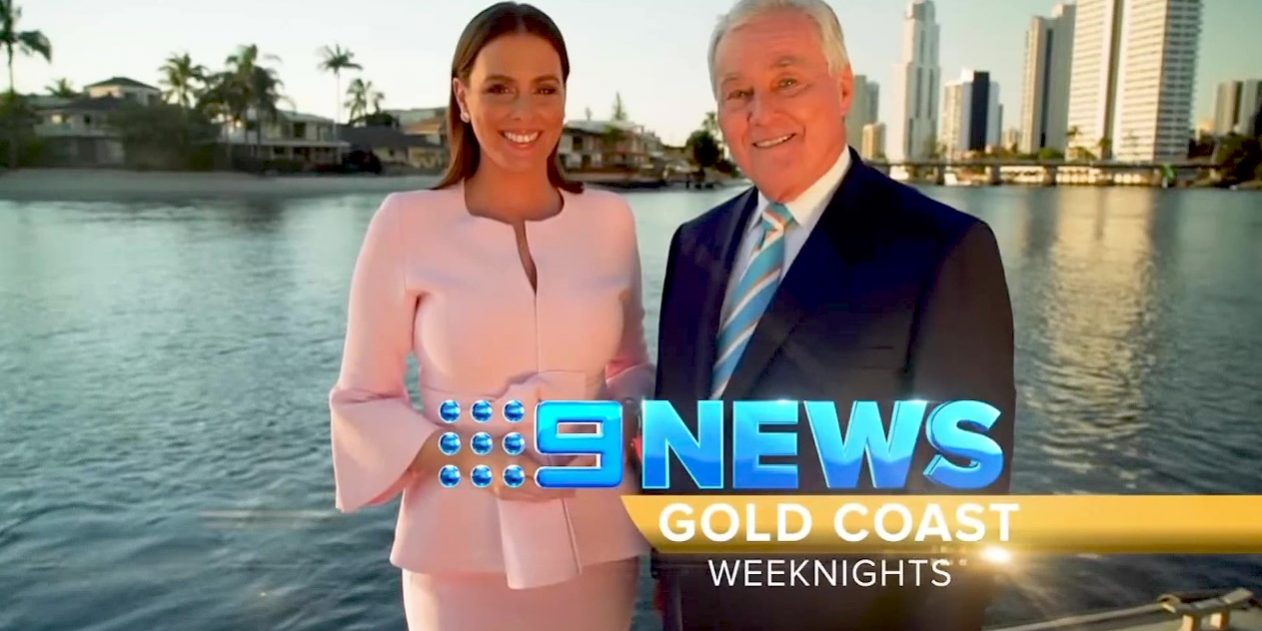 "Channel 9 Gold Coast – Council's ""helping hand"" gets dairy"